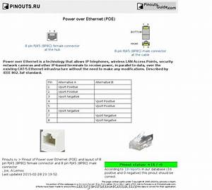Ethernet Wiring Diagram Poe Nice Power Over Ethernet