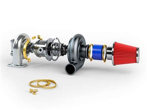 turbocharger  supercharger  system