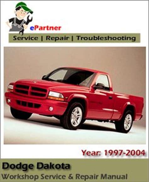 online service manuals 2000 dodge dakota on board diagnostic system dodge dakota service repair manual 1997 2004 automotive service repair manual