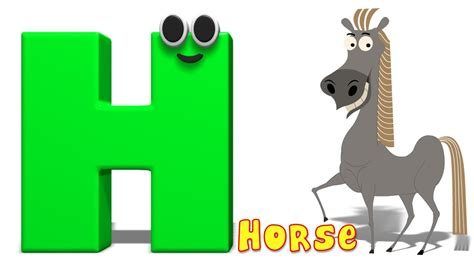 Phonics Letter- H Song