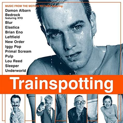 Various Artists - Trainspotting | Rhino