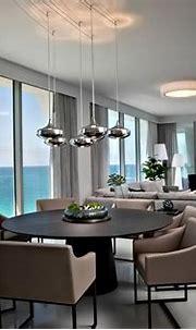 Oceanfront Condo Interior Sunny Isles Beach, FL, USA ...