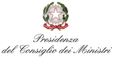 Logo Presidenza Consiglio Dei Ministri by Logo Della Presidenza Consiglio Dei Ministri