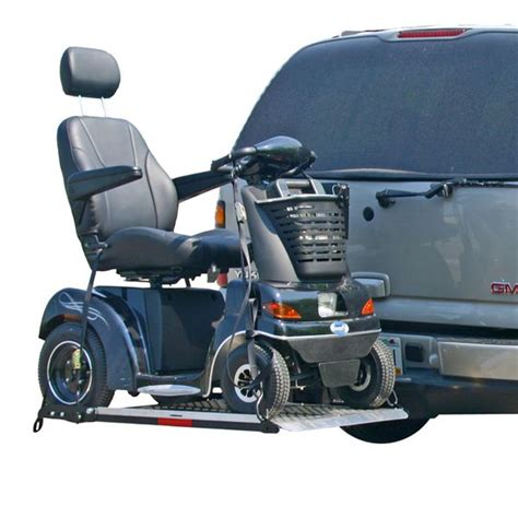 the different types of vehicle wheelchair lifts
