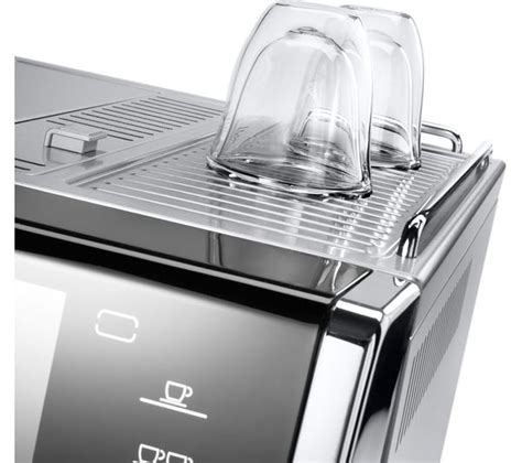 A delonghi machine connected with you to create new recipes with complete freedom and discover infinite personalization. Buy DELONGHI Prima Donna Exclusive ESAM6900.M Bean to Cup Coffee Machine - Black & Stainless ...