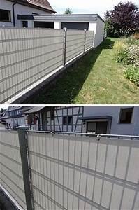 Sichtschutz Zum Nachbarn : zaun sichtschutz hofs sonnenschutz infos ~ Markanthonyermac.com Haus und Dekorationen