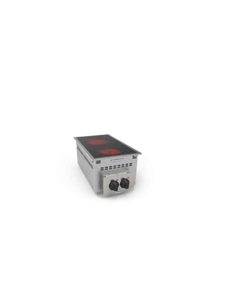 piano cottura elettrico incasso piano di cottura elettrico monofase in vetroceramica da