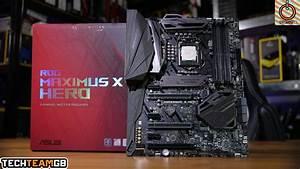 Asus Maximus X Hero Z370 Motherboard Review