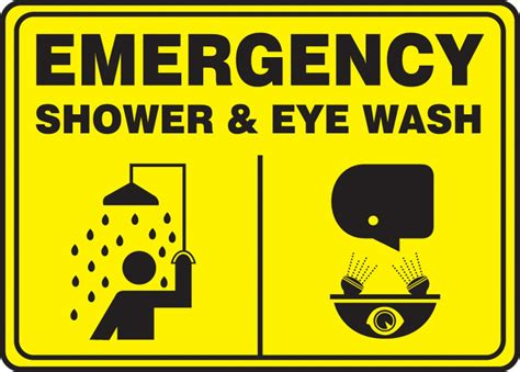 Shower & Eye Wash Emergency Safety Sign Mfsd925. Certified Financial Services. Esoteric Theological Seminary. Experian Credit Score Free Trial. Oregon Wireless Internet Baby Elephant Videos. The Arts Institute Online Used Car Warranties. Senior Citizen Nursing Home Pain In Spanish. Franklin Life Insurance Co Life Line In Hand. What Schools Offer Registered Nurse Programs