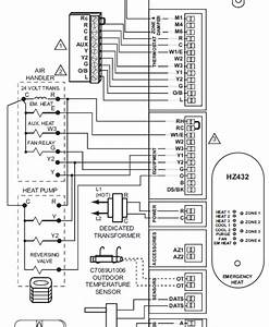 Automatic Damper Wiring Diagram