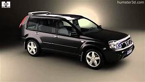 Nissan X-trail 2004 By 3d Model Store Humster3d Com