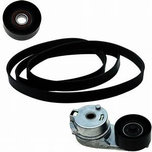 Serpentine Belt Drive Component Kit Acdelco Pro Fits 11
