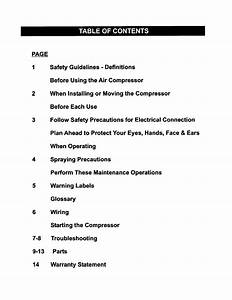 Page 2 Of Kobalt Air Compressor K7580v2 User Guide