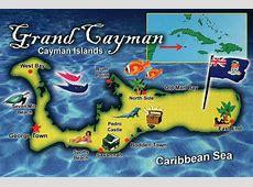 Grand Cayman, Cayman Islands, Caribbean Sea, George Town