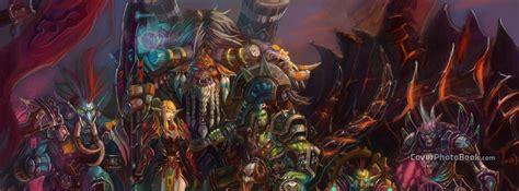 World of Warcraft Fan Art Facebook Cover - Creative