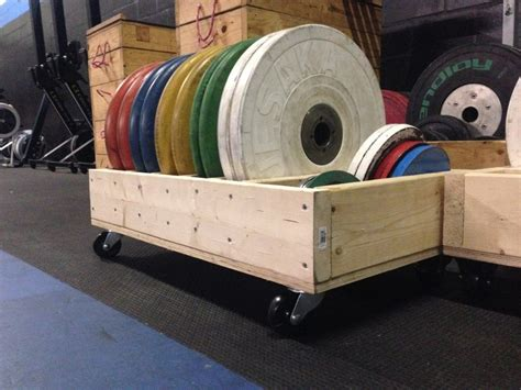 diy rolling weight trays  pulling olympic weightlifting coach barbell club