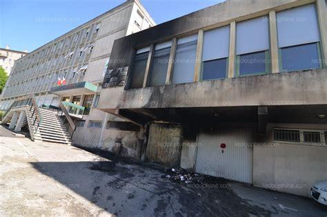 chambre d agriculture ardeche ardèche la façade de la chambre d agriculture noircie