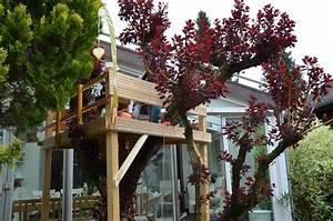Baumhaus Ohne Baum : wie man ein baumhaus ohne richtigen baum bauen kann ~ Lizthompson.info Haus und Dekorationen