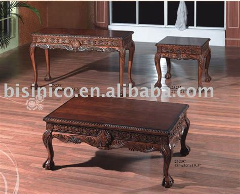 solid wood antique coffee table american coffee table