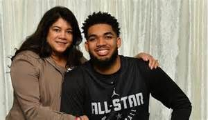 Karl Anthony Towns Height