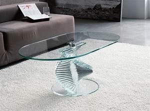 Couchtisch Oval Glas : designer couchtisch als stillvolen akzent in der wohnung ~ Frokenaadalensverden.com Haus und Dekorationen