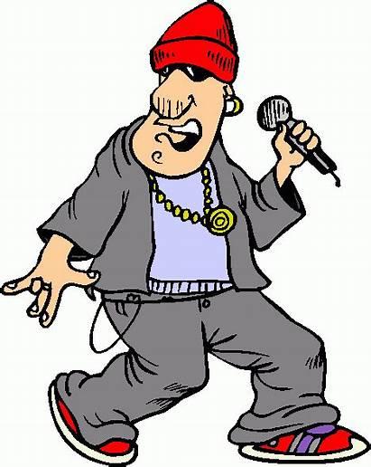 Rap Clipart Rapper Clip Star Singer Rappers