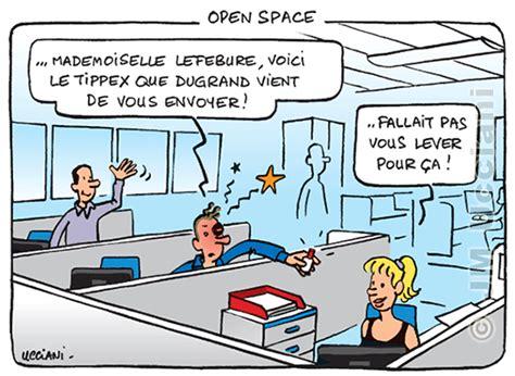 dessin humoristique travail bureau jm ucciani dessinateurorganisation dessins de communication
