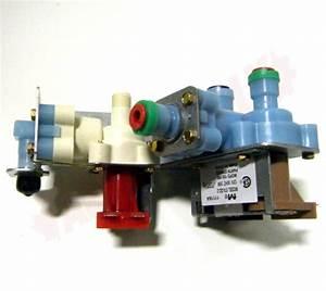 2206123   Whirlpool Refrigerator Water Inlet Valve