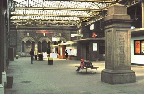 Disused Stations broad Street Station