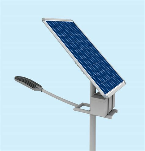 high lumen pole design 8 meters led solar light