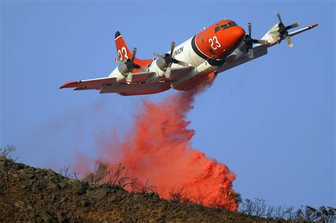 Firefighting Planes Battle Wildfires And Old Age Knkx