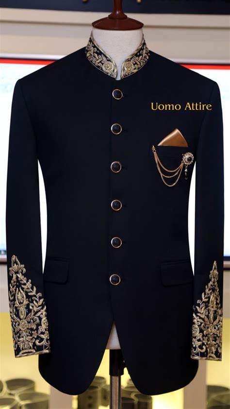 uomo attire luxury bespoke menswear