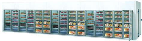 les chambres froides en algerie chambres froides avec portes en verre 11 92 x 2 32 x 2 32