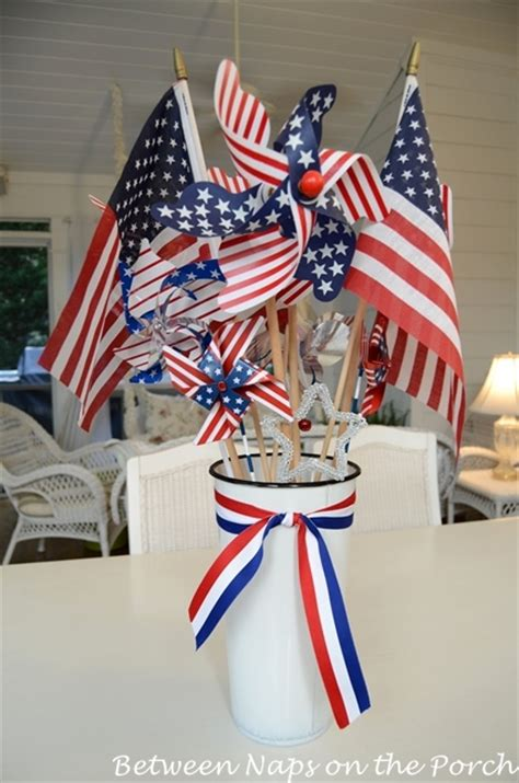 Make An Easy Centerpiece Or Table Decoration The 4th Of July. Small Kitchens Ikea. White Kitchen With Black Island. Cheap Small Table And Chairs For Kitchen. Ideas For Small Kitchen Islands. Kitchen Lighting Ideas Small Kitchen. Kitchen Remodel Ideas Pictures. Small Rustic Kitchen Island. Do It Yourself Kitchen Ideas