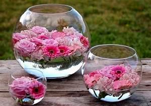 le vase boule petit objet avec de grandes idees With chambre bébé design avec prix bouquet de fleurs