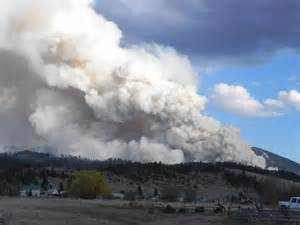 Fire MT Montana Wildfires