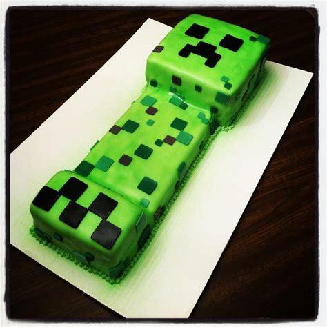 minecraft creeper cake minecraft creeper cake cakes