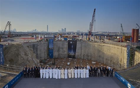 Sheikh Mohammed reviews progress of 'The Tower at Dubai ...
