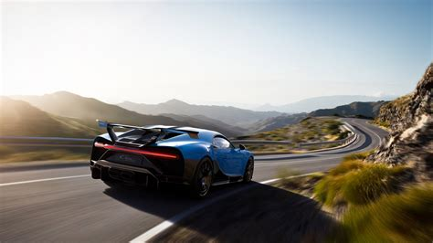 Bugatti ask for a down payment of $350,000 just to order it. 2021 Bugatti Chiron Pur Sport Wallpapers | Supercars.net