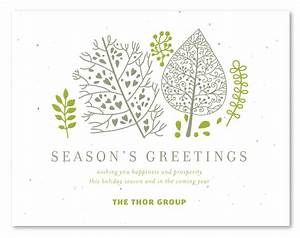 Business holiday greeting cards business holiday greeting for Greeting cards business