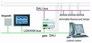 Principle Diagram Of Control System Dali  Digital