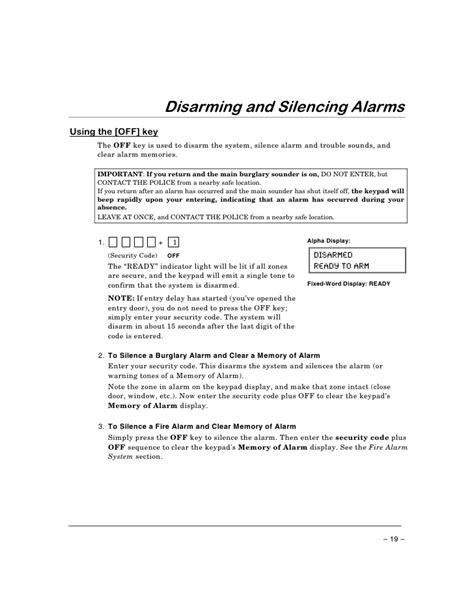 first alert 3 beeps green light first alert security system manual