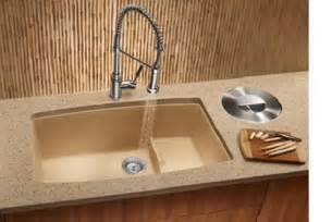 advantages to buy a silgranit kitchen sink from blanco modern kitchens