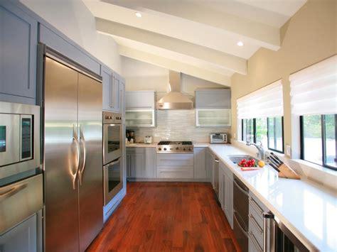 Modern Kitchen Window Treatments Hgtv Pictures & Ideas Hgtv
