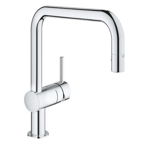 Minta Single Handle Kitchen Faucet   modlar.com