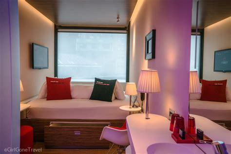 experiencing a citizenm nyc hotel stay travel