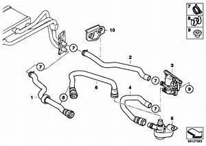 Original Parts For E60 530d M57n Sedan    Heater And Air