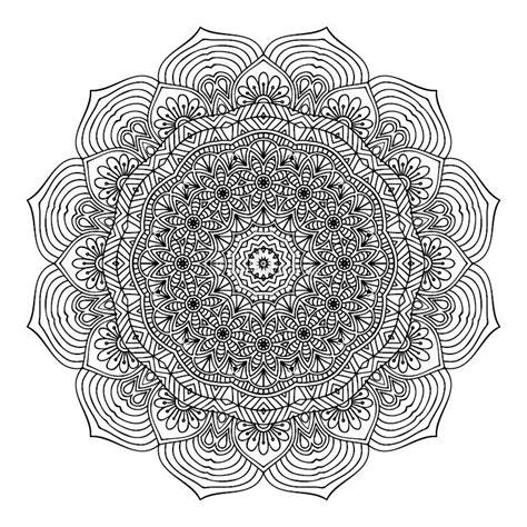 mandala da colorare immagini grandi l energia dei mandala aa vv