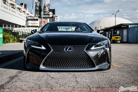 pursuing perfection central pine lexus lc