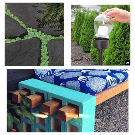 inexpensive diy patio ideas images